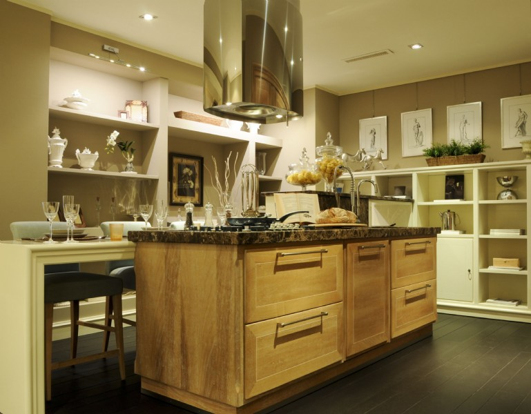 Awesome L Ottocento Cucina Contemporary - Ideas & Design 2017 ...